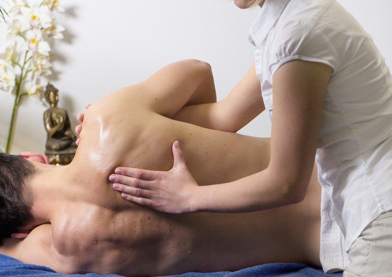 Power of massage in Shepherd's Bush